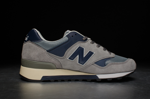 New Balance M577ANG '25th Anniversary' – Grey