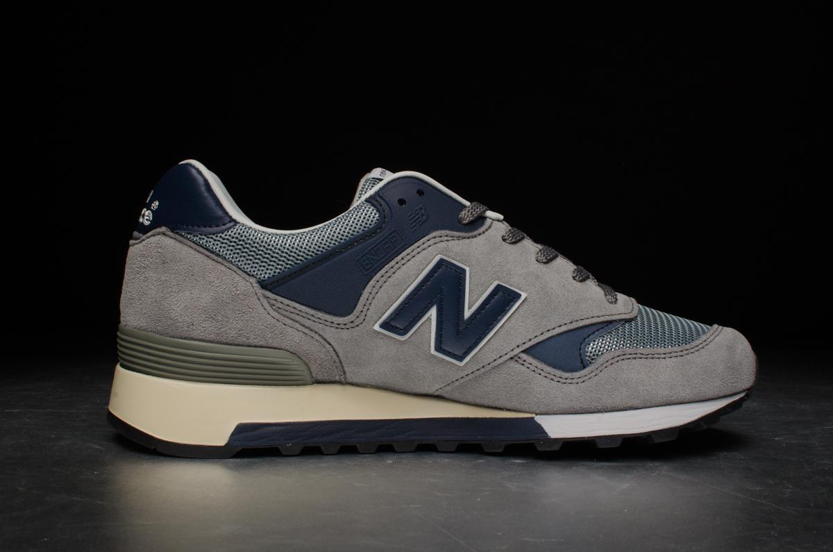 new balance m577 anniversary grey