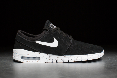 Nike SB Stefan Janoski Max L – Black / White