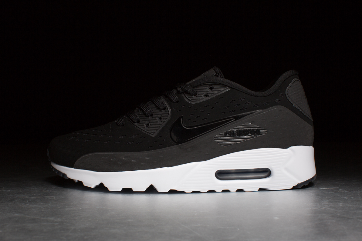 Nike Sportswear Air Max 90 Ultra BR – Black Dark Grey