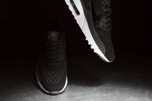 Nike Sportswear Air Max 90 Ultra BR – Black / Dark Grey