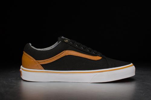 vans Old Skool – (C&L)Black/Washed