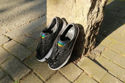 "Civilist x Nike SB Stefan Janoski Max QS ""Spree"" Pack – Black / White"