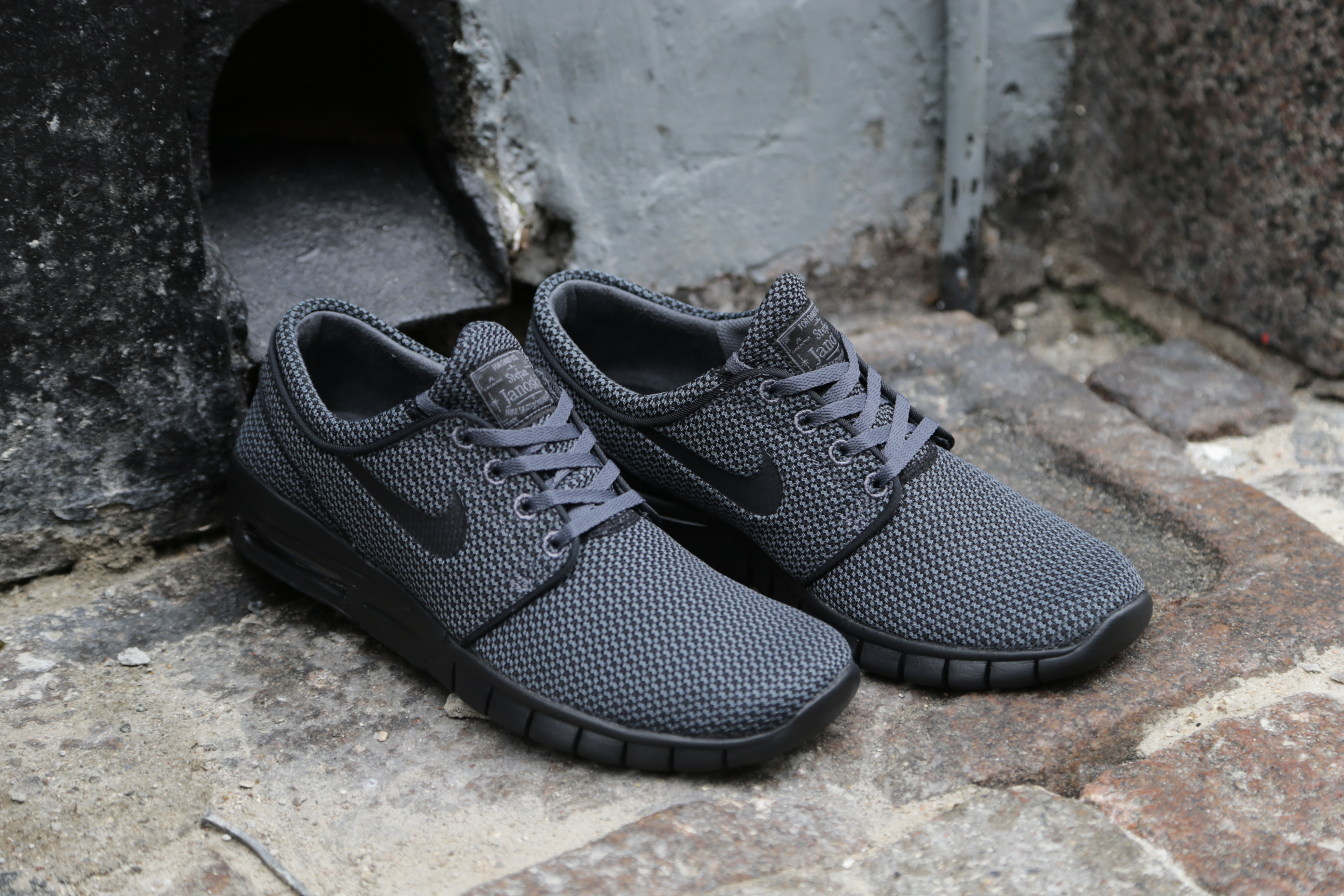 Nike Sb Stefan Janoski Max Grey For Sale