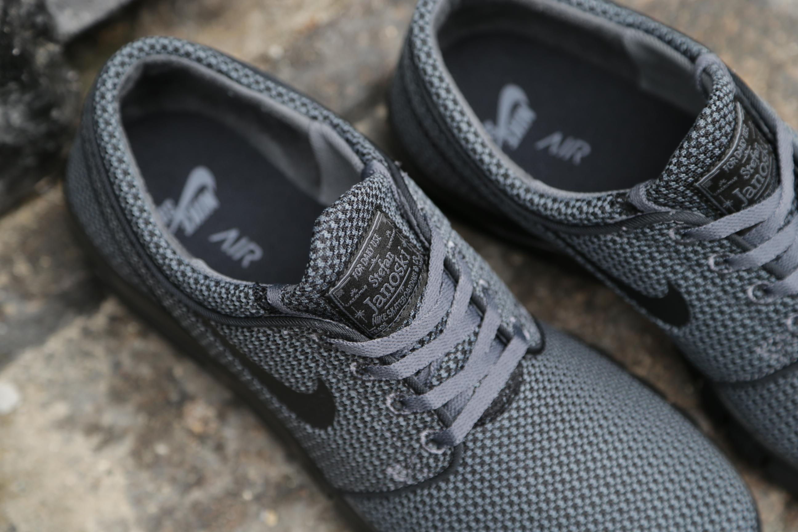 fec03140b81 Nike SB Stefan Janoski Max – Dark Grey   Black – STASP