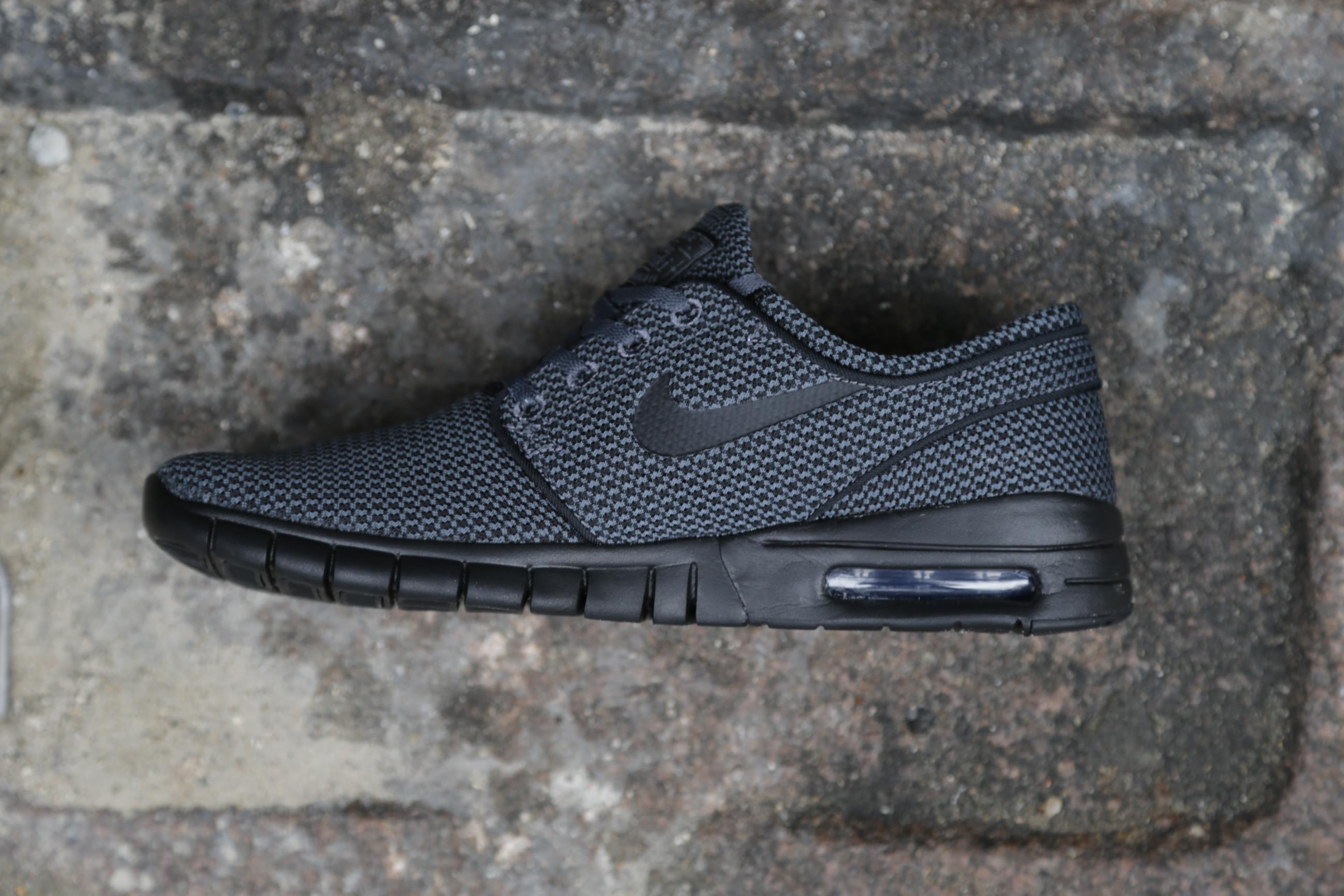 Zoom Stefan Black Grey Dark Janoski Nike AFqxw5