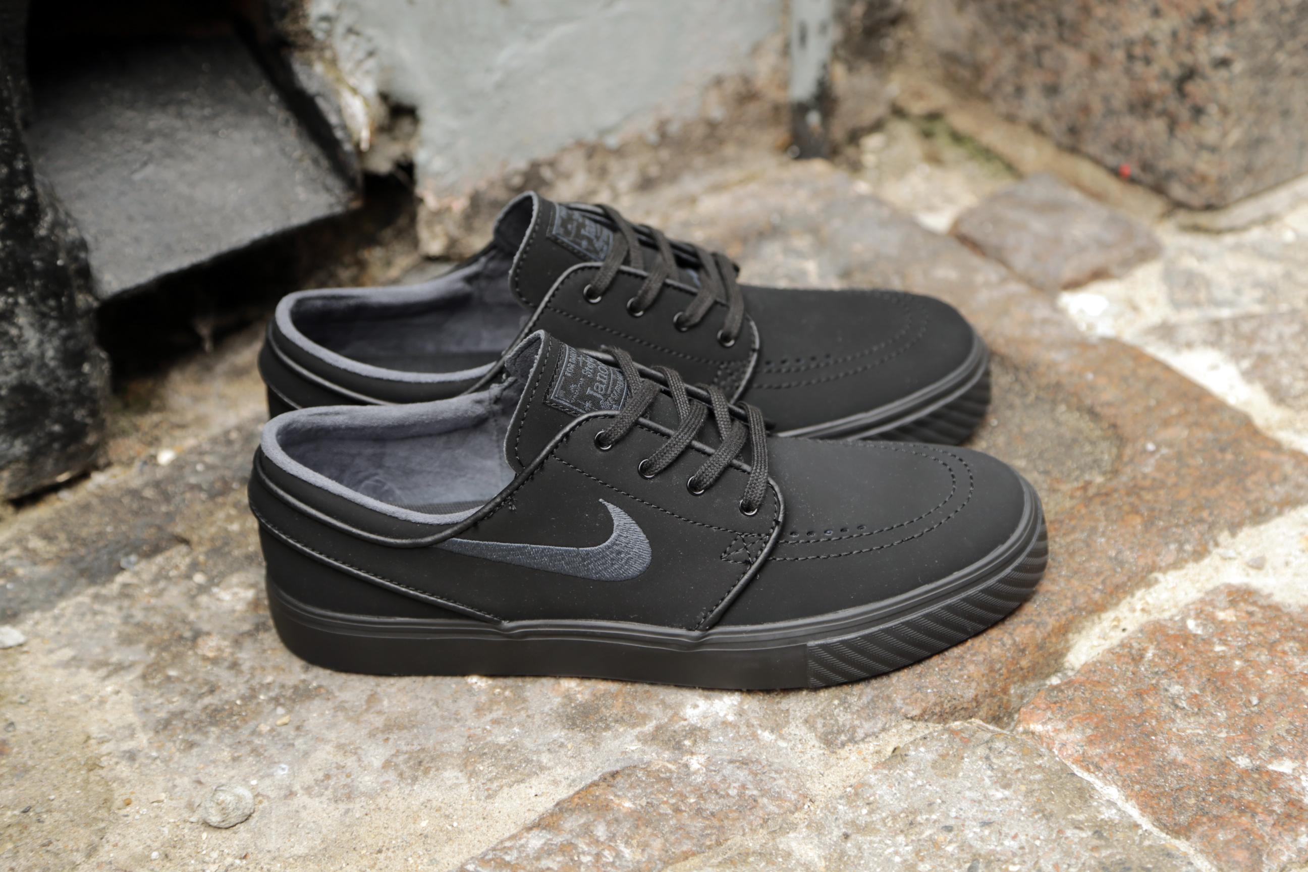 29b2f62c2 Nike SB Zoom Stefan Janoski – Black   Anthracite – STASP