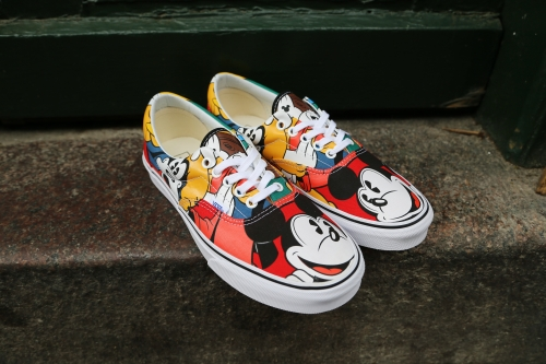 Disney x Vans Era – (Disney) Mickey & Friends / Multi