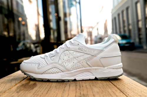 Asics Gel-Lyte V 'Fresh Pack' – White / White
