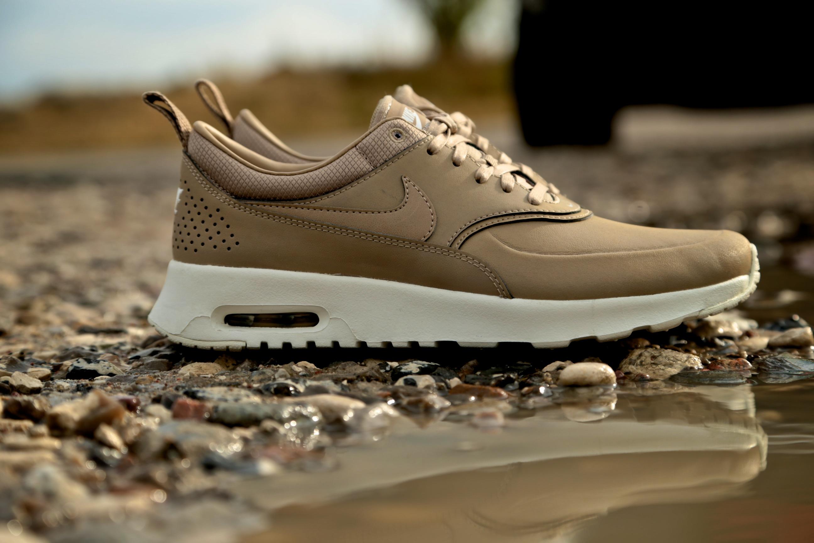 best sneakers ade67 2660a Nike Wmns Air Max Thea PRM – Desert Camo  Desert Camo  Strin