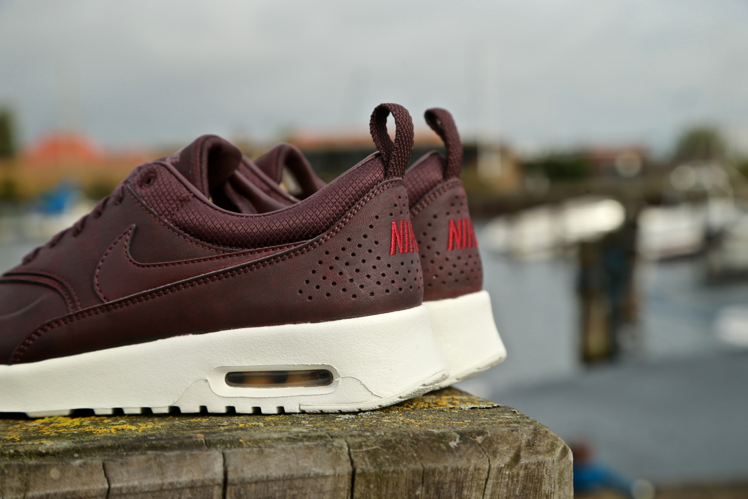 Nike Air Max Thea Moutarde tissages de