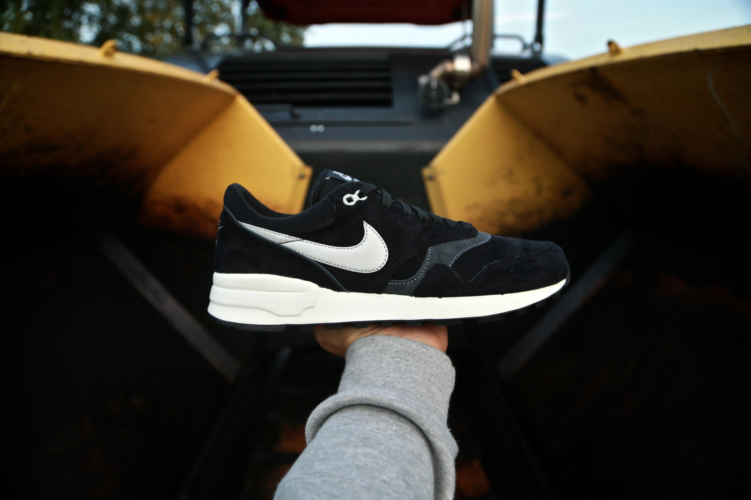 e48dd821d4c Nike Air Odyssey LTR – Black   Anthracite   Sail   Night Silver – STASP