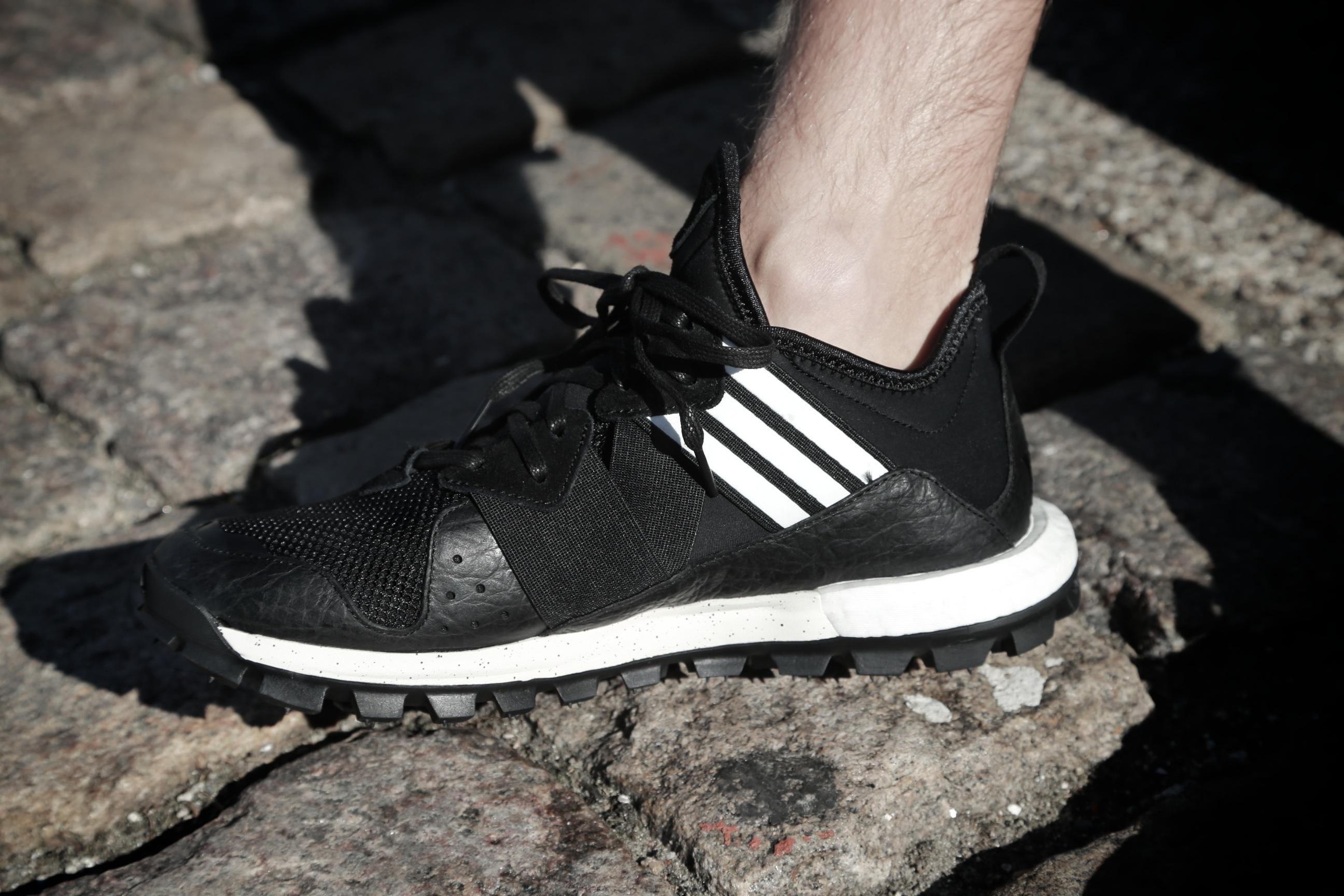 Adidas Y 3 Response Tr Boost Black Ftwr White Black