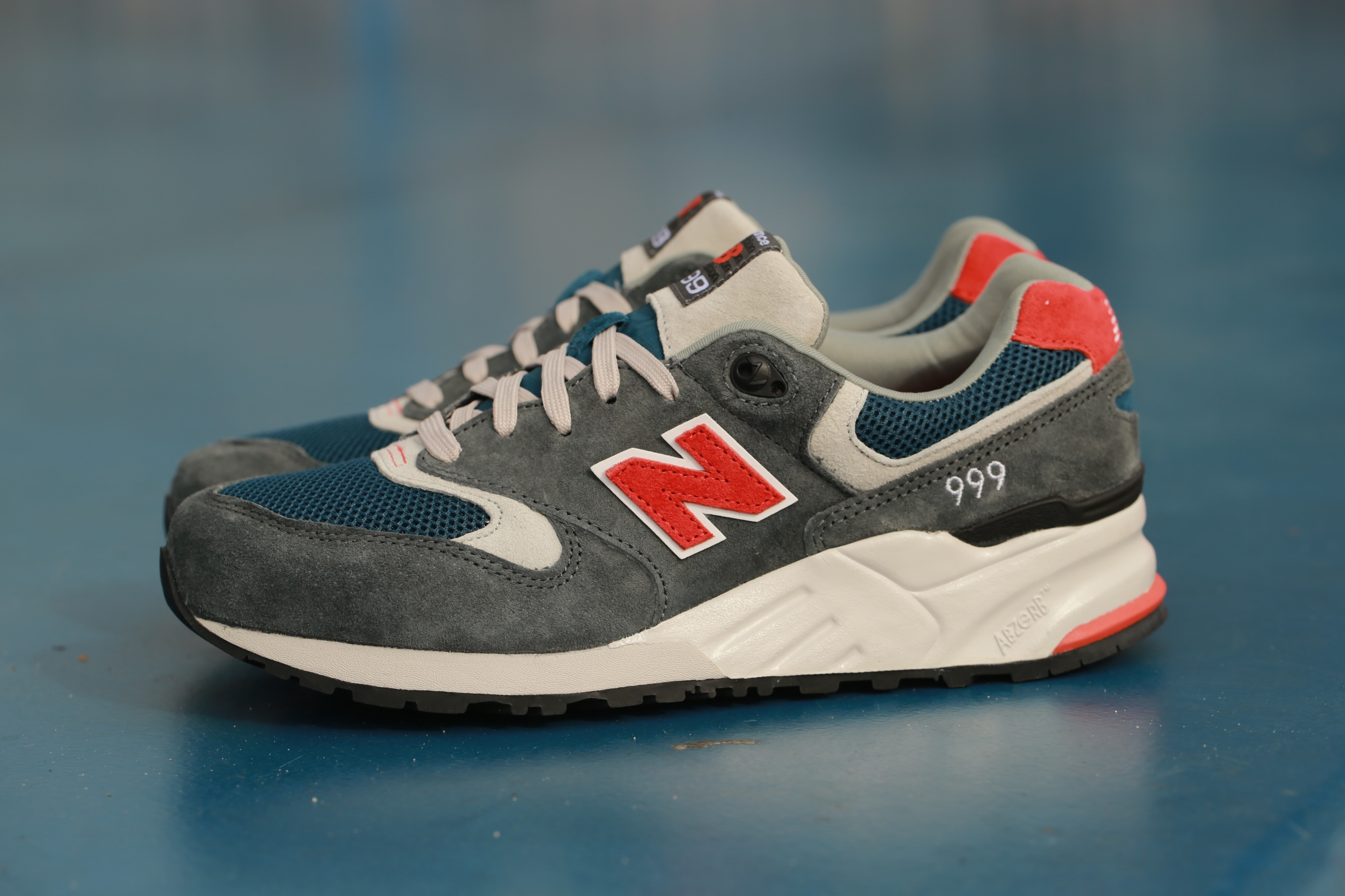 new balance 999 classic red