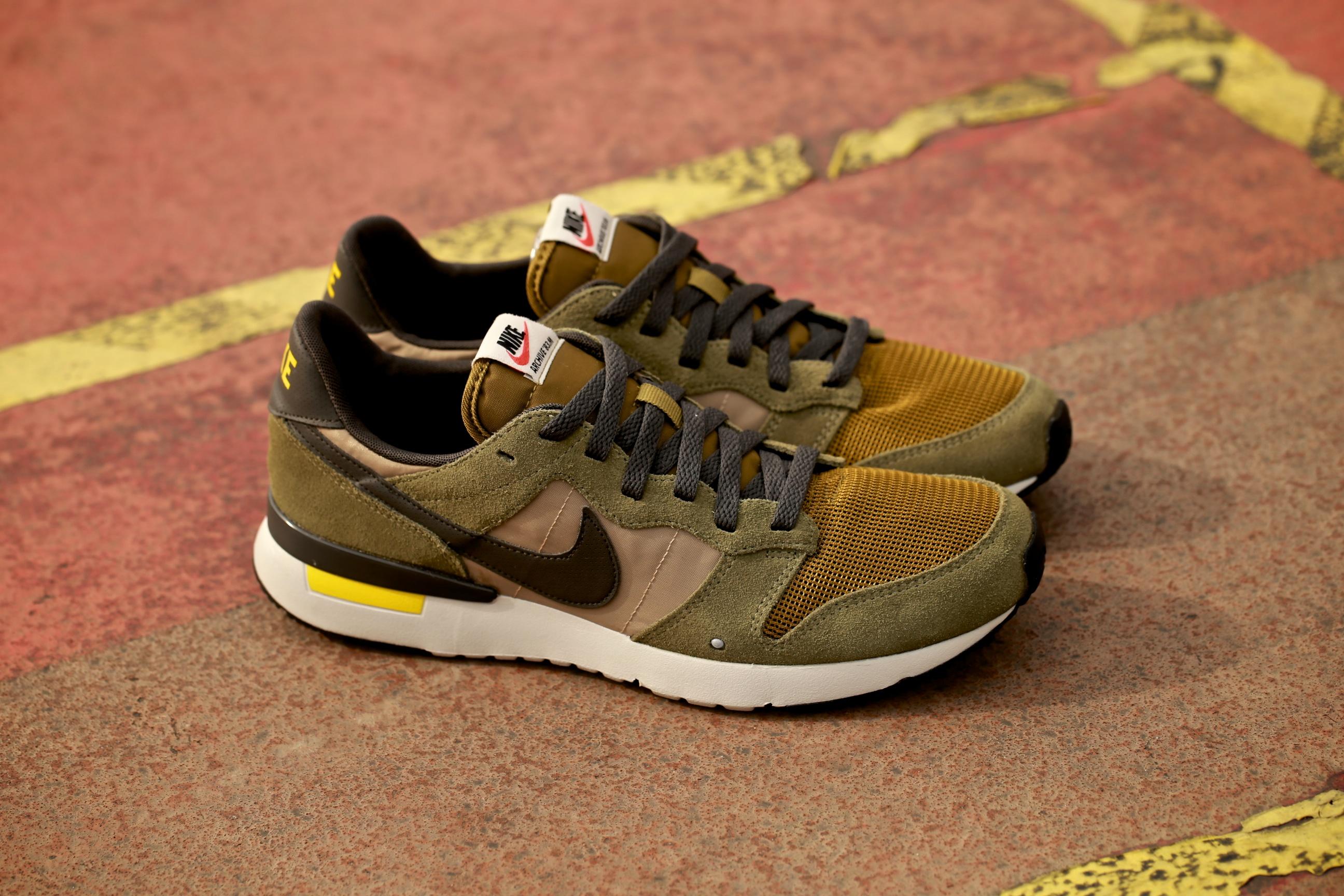 more photos 5550b c84c4 Nike Archive 83.M – Medium Olive   Desert Camo   Militia Green ...