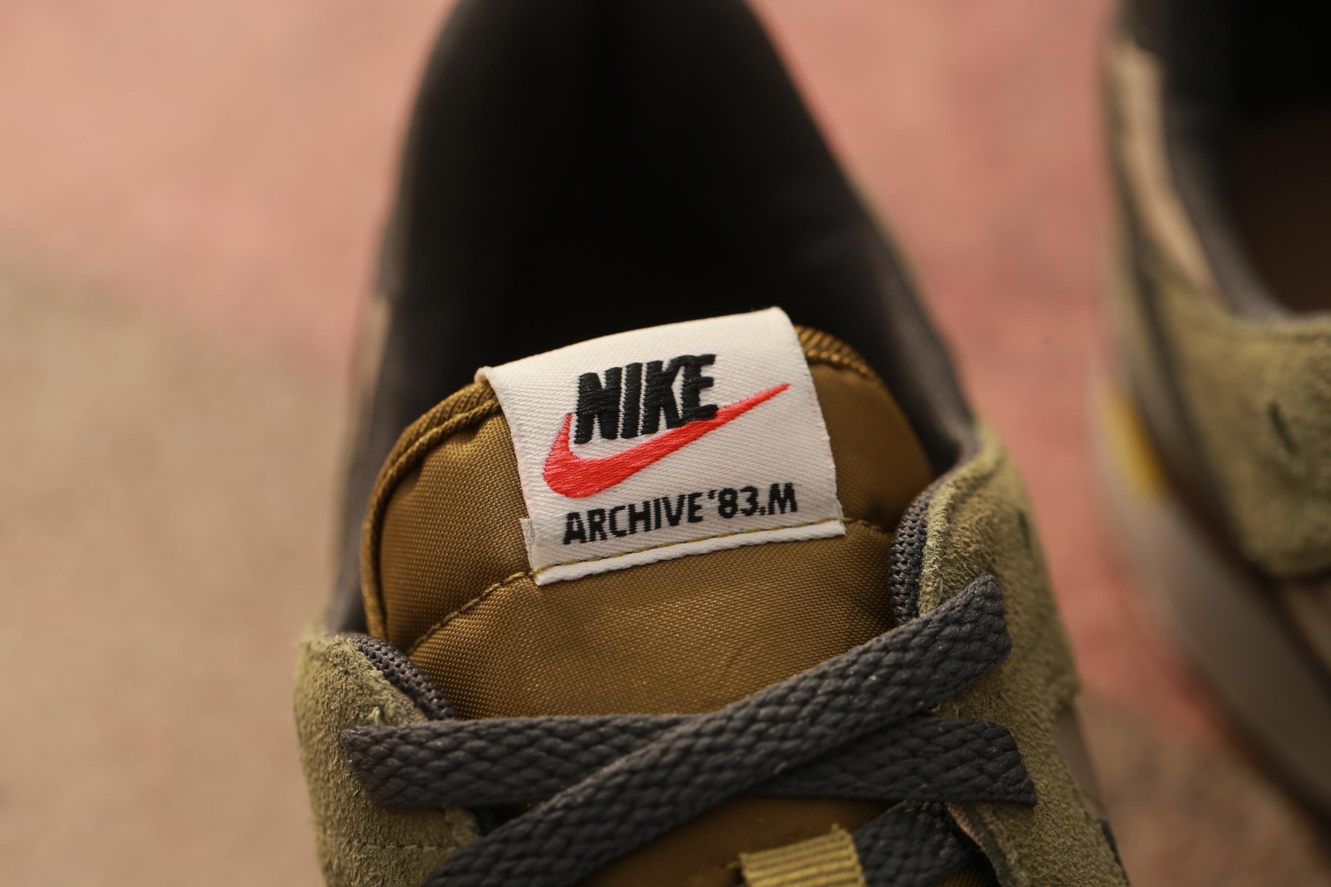 cd63bcf2f51e Nike Archive 83.M – Medium Olive   Desert Camo   Militia Green ...