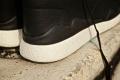 adidas Y-3 Desert Boost – Black  / Black / Black