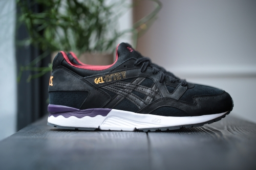 "ASICS Gel-Lyte V ""Sunset"" Pack – Black / Black"