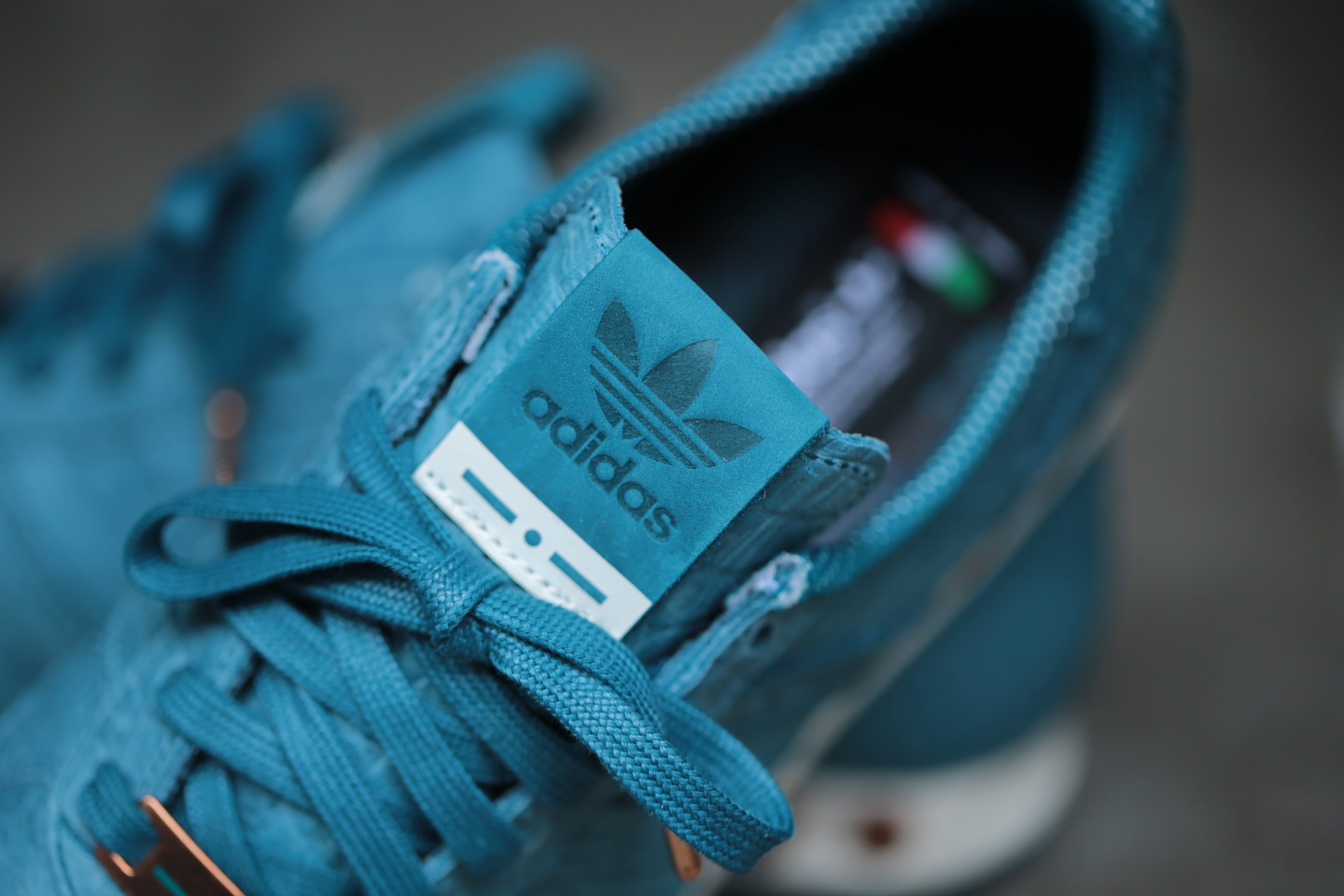 Italia Independent x adidas Originals LA Trainer - Surf