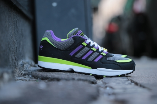 adidas Originals Torsion Integral S – Aluminium / Slime / Black