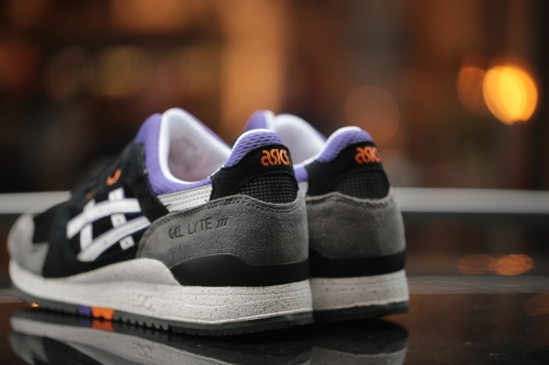 ASICS Gel-Lyte III – Black / White