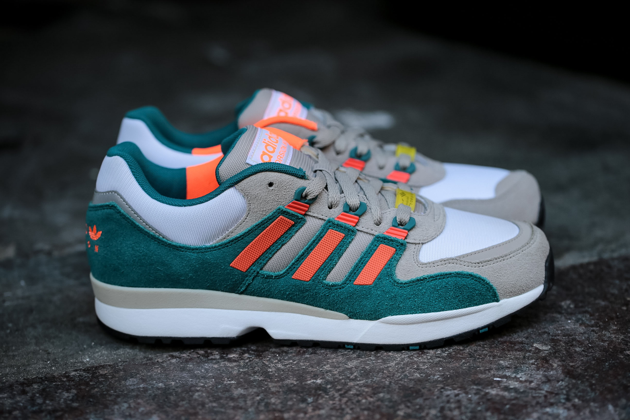 buy online df86f ea555 adidas Originals Torsion Integral S - Running White / Warning / Big Sur
