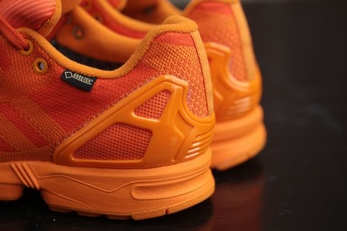 adidas Originals ZX Flux Weave OG GTX – Bright Orange / Orange / Black