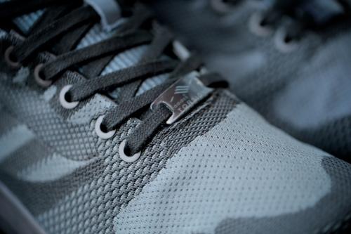 adidas Originals ZX Flux Weave OG GTX – Black / Black