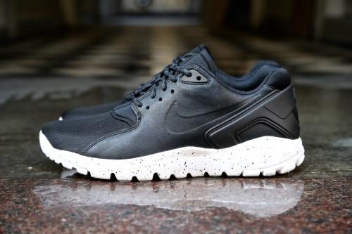 Nike Koth Ultra Low – Black / Black / White