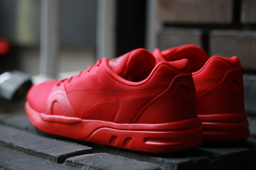 Puma XT S - High Risk Red / Black