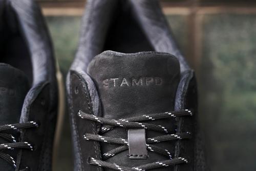 "Stampd x PUMA R698 ""Desert Storm"" - Black"