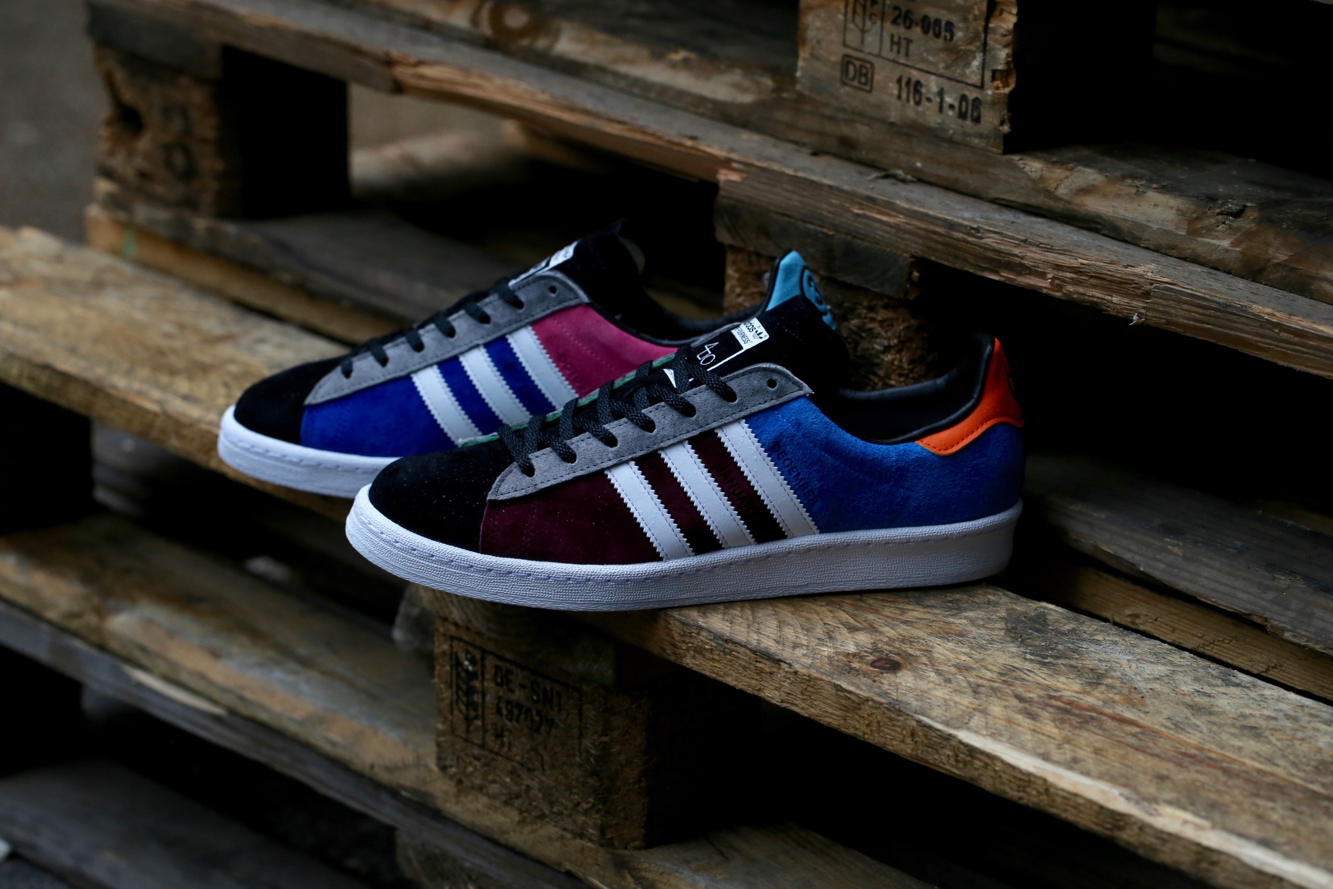 adidas campus 80s jam fourness shoes