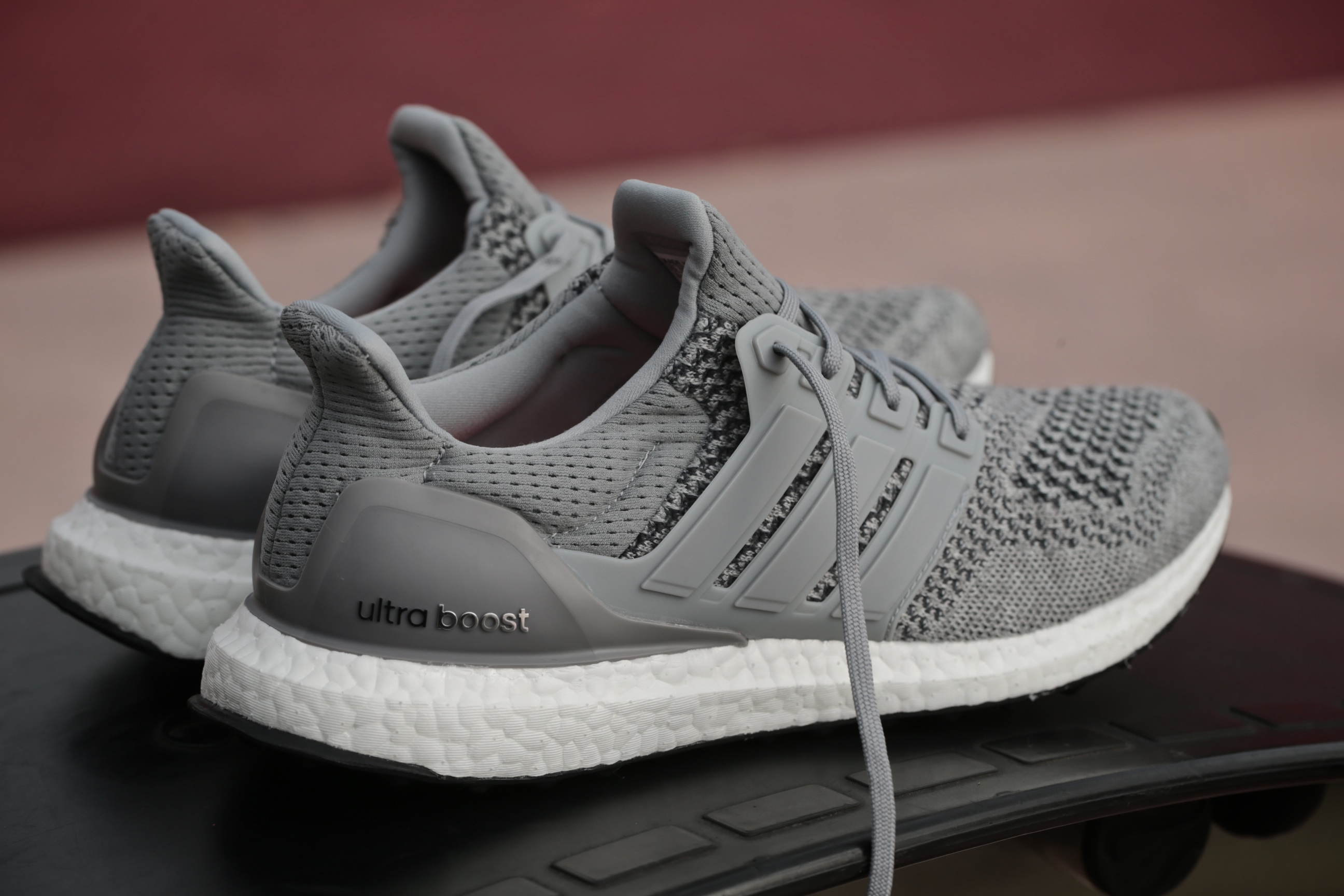 aaf953cc5dcc5 adidas Ultra Boost – Grey   Silver Metallic   Solar Red – STASP