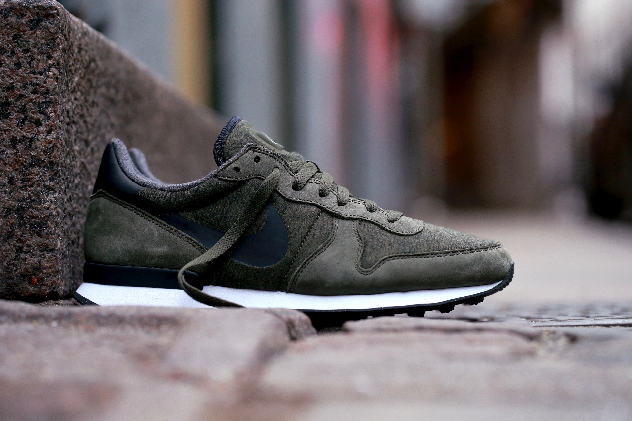 best loved 57575 1ae62 Nike Internationalist TP – Cargo Khaki  Black  White – STASP