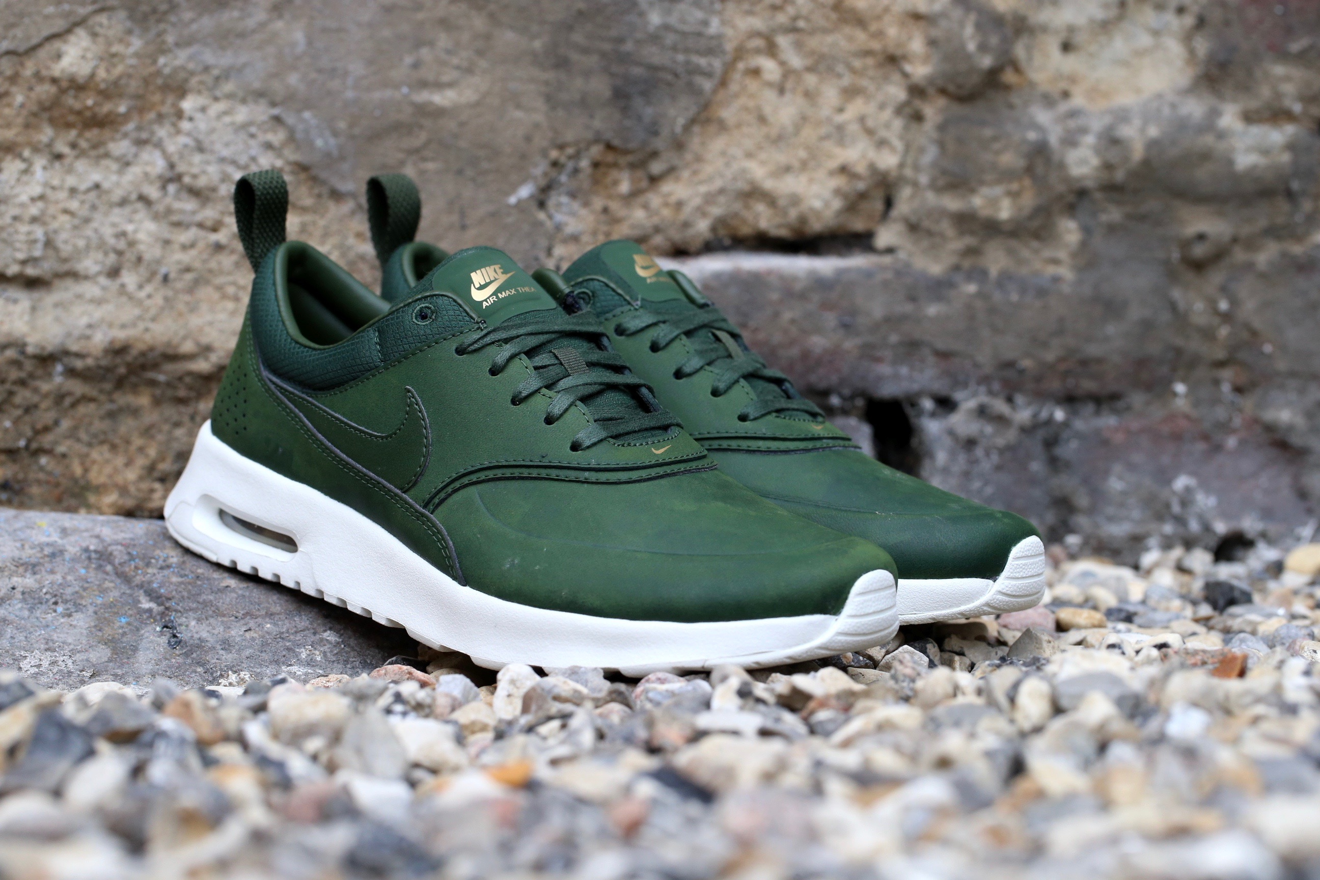 Air Max Thea Green