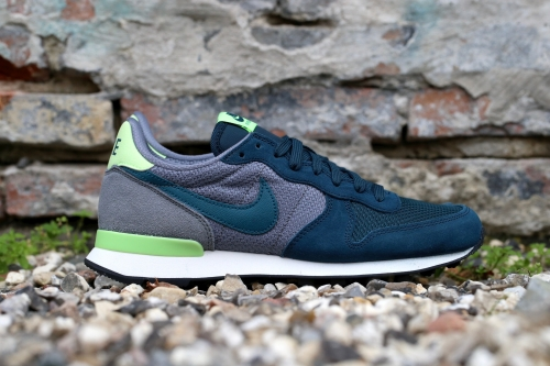 Nike Wmns Internationalist - Mid Teal / Teal / Cool Grey / Ghost Green