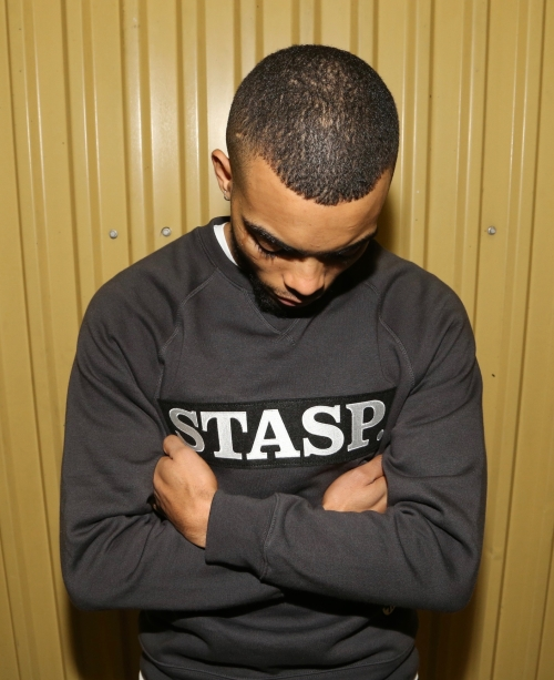 STASP. OG Sweat - Dark Grey
