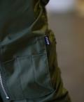 STASP. Office Bomber - Leaf Green