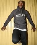 STASP. OG Hoody - Dark Grey