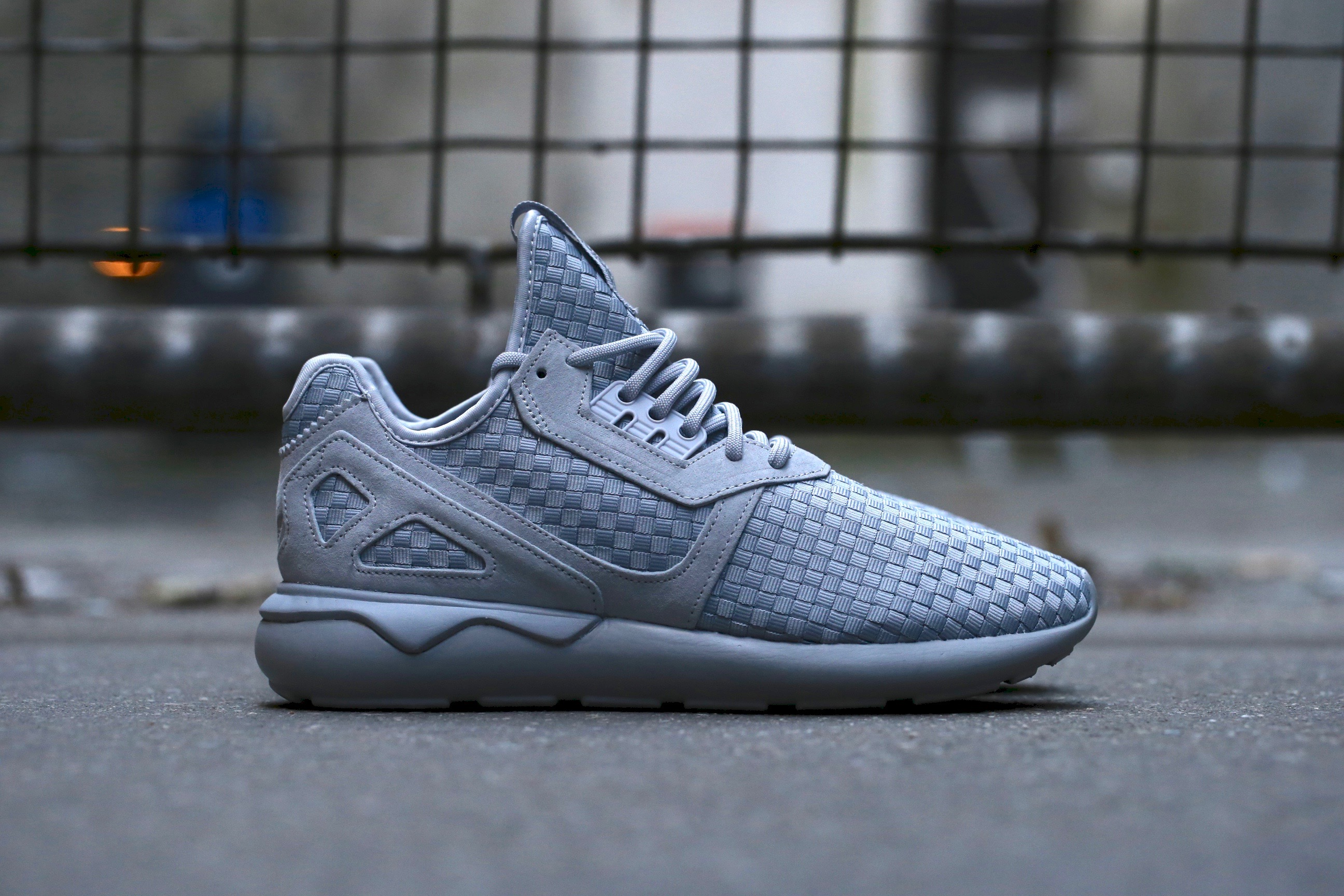 size 40 c5c90 cc5ce adidas Originals Tubular Runner – Light Solid Grey   Vintage White ...