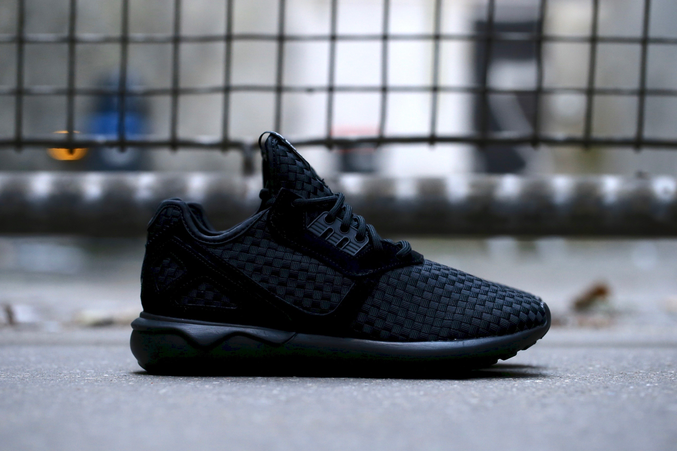 adidas Originals Tubular Runner – Core Black