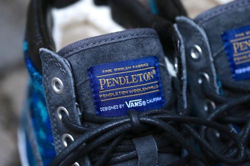 Vans x Pendleton Sk8-Hi MTE - Tribal / Asphalt