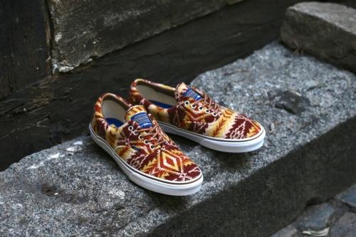 Vans x Pendleton Era - Tribal / Tan