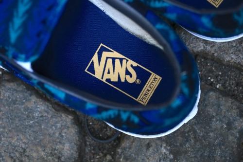 Vans x Pendleton Classic Slip-On - Tribal / Asphalt