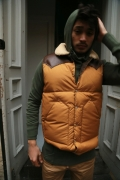 Rocky Mountain Featherbed Christy Vest - Mustard