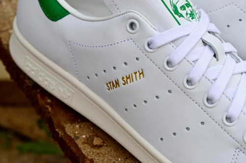 adidas Originals Stan Smith – White / Green
