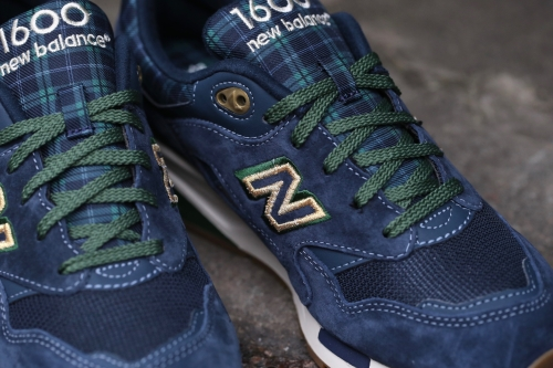 "New Balance 1600 ""Tartan"" Pack - Navy"