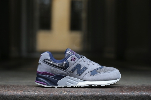 "New Balance 999 ""Tartan"" Pack - Grey"