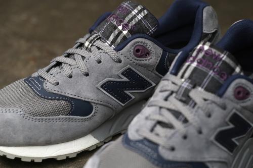 "New Balance 999 ""Tartan"" Pack - Grey"