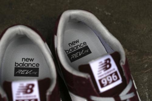 New Balance MRL 996 - Burgundy